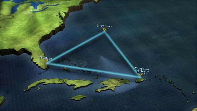 Mystery Of The Bermuda Triangle May Finally Have Been Solved bermuda triangle 1