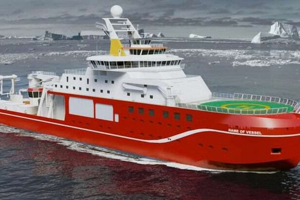 Ridiculous Joke Name Is Leading Vote To Name £200m Ship boaty1