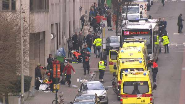 BREAKING: First Image Of Brussels Attacks Suspects Have Emerged brussels9 1