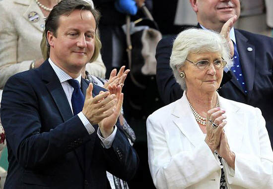 David Cameron Has Axed His Own Mums Job With Latest Tory Cuts cameron web thumb 2