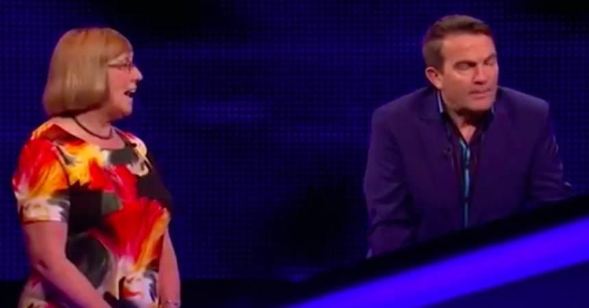 Could This Be The Most Selfish Quiz Show Contestant Ever? chase2