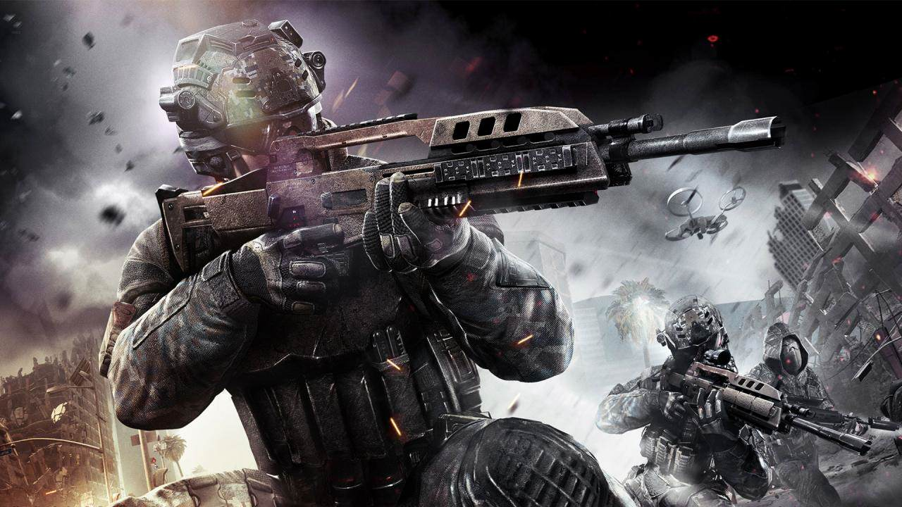 Activision Tease E3 Appearance For New Call Of Duty cod ps4 3