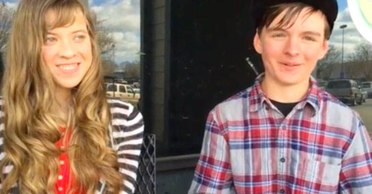 Inspirational Young Lad Goes The Extra Mile To Take His Girlfriend On Date cody2