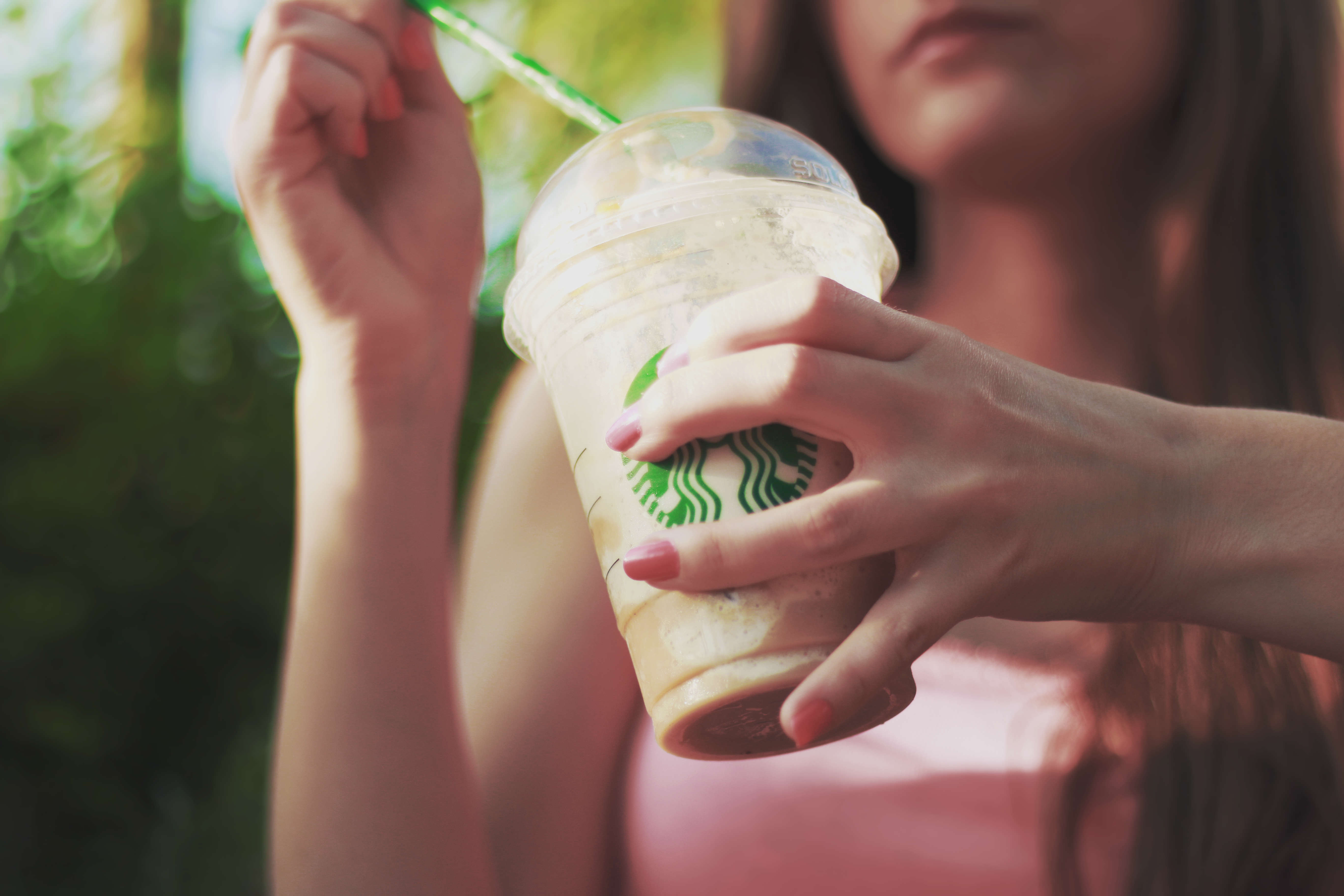 There Might Be Bad News For People Who Like Their Coffee On The Go coffee drink starbucks
