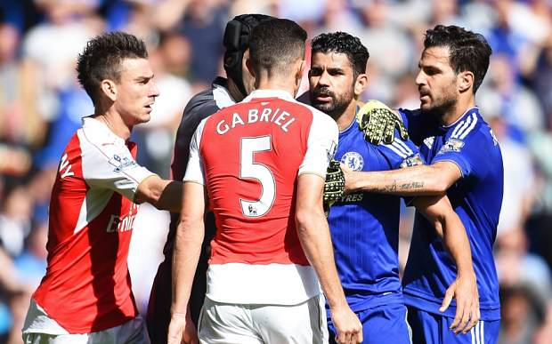 Yes Costas A C*nt, But Thats Not Why Chelsea Need Rid costa21