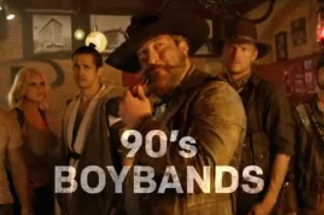 This Trailer For The Backstreet Boys And NSYNC Zombie Film Looks Incredible dead 7 1 640x426