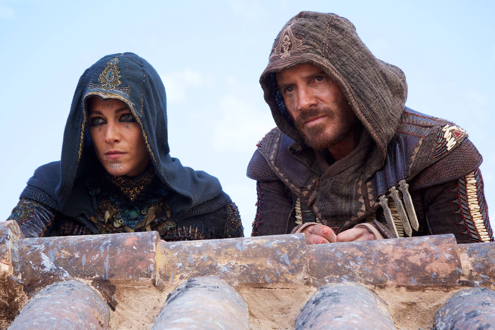 Assassins Creed Movie Might Already Have A Sequel Greenlit df ew first look dec2015