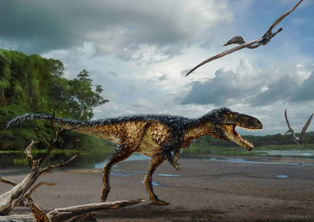 This Newly Discovered Dinosaur Gives Us Insight Into Origins Of T Rex dino1