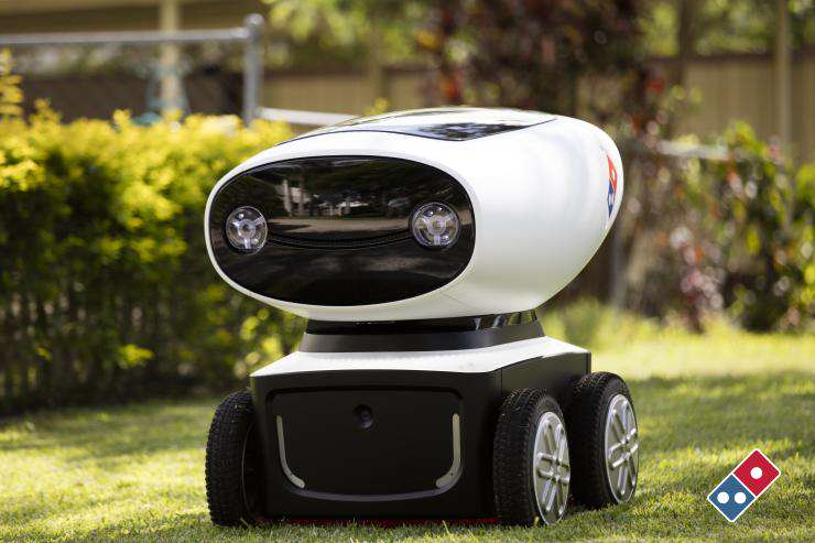 Dominos New Futuristic Delivery Method Could Be An Absolute Game Changer dom080316090