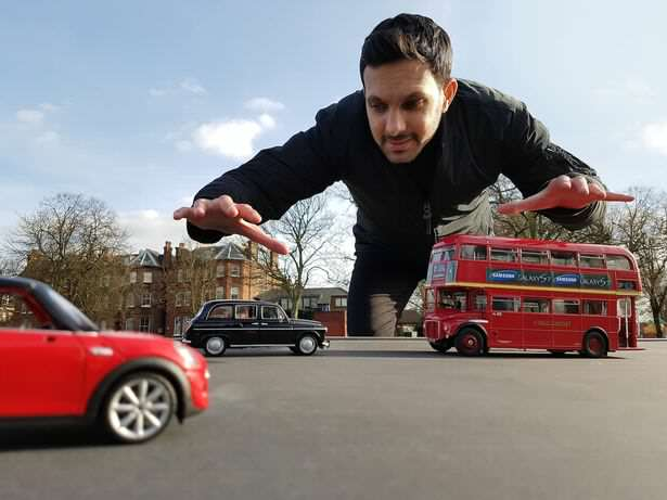 Dynamo Has Revealed The Secrets Behind Some Incredible Illusions dynamo2