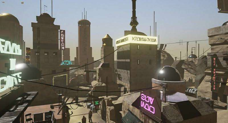 Gorgeous Footage For Knights Of The Old Republic HD Remake Surfaces f2c8148d 989a 42a8 b013 96d5271c6570