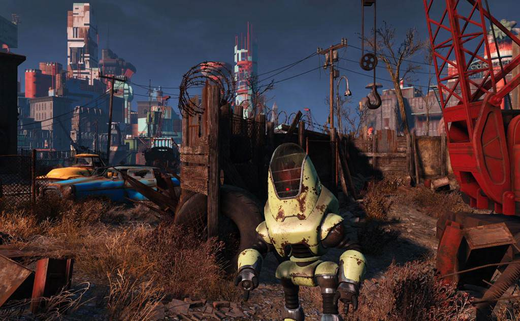 Cool New Trailer For Fallout 4s First DLC Expansion Drops fallout 4 automatron dlc info 1024x632