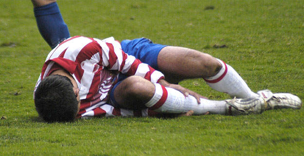 Five Of The F*cking Craziest Injuries Footballers Have Suffered footballinjury