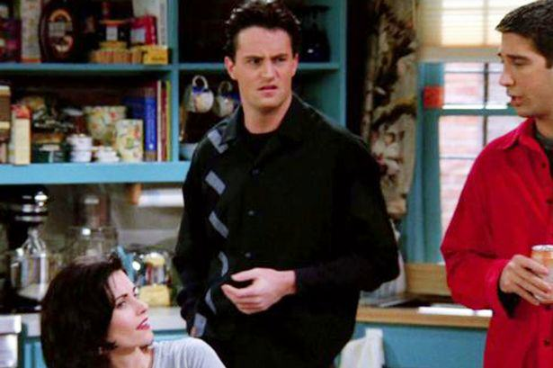Friends Had A Blatant Continuity Error That Most People Missed friends1