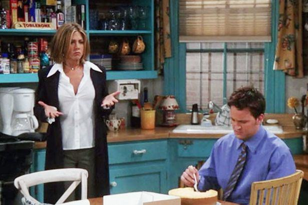 Friends Had A Blatant Continuity Error That Most People Missed friends4