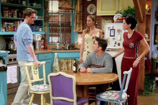 Friends Had A Blatant Continuity Error That Most People Missed friends6