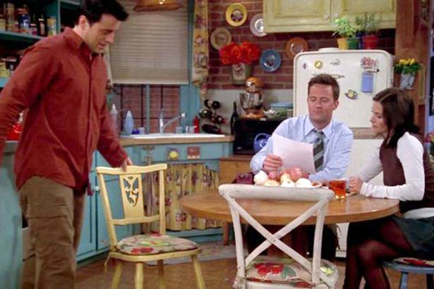 Friends Had A Blatant Continuity Error That Most People Missed friends8