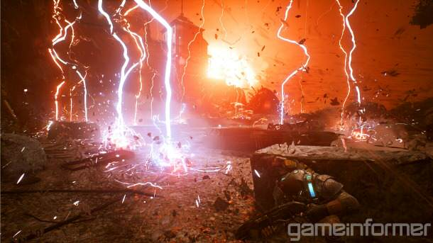 Check Out These Awesome New Gears Of War 4 Screens gameplay storm wall final610