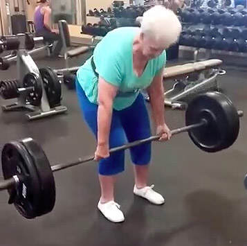 This 78 Year Old Gran Can Deadlift More Than You gran