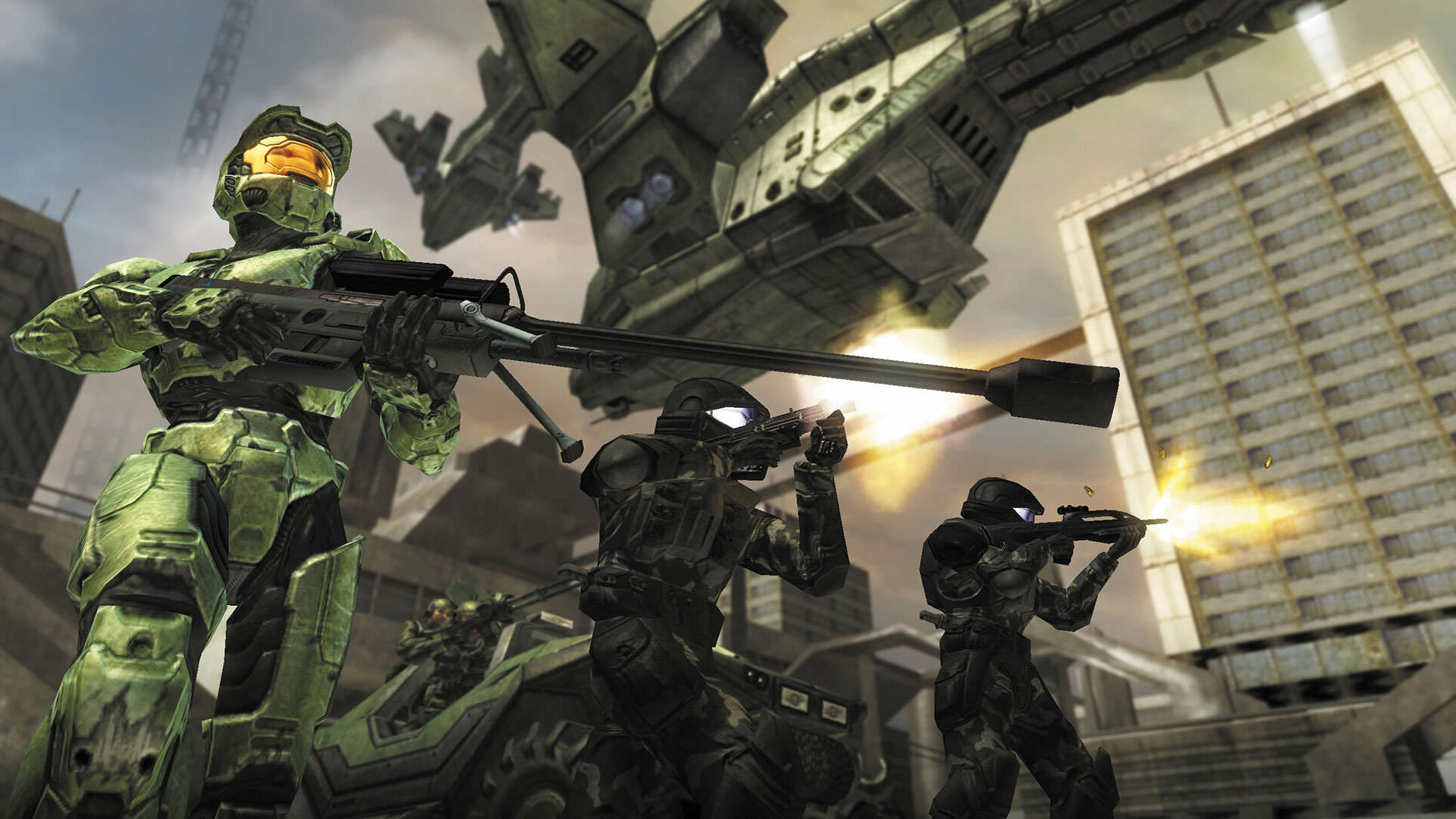 Halo 2s Ending Was Originally Very Different h2 003 a3d239a059794b3aaf798d2c82f21405