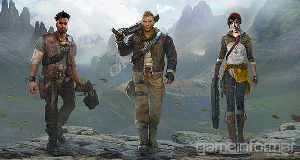 Gears Of War 4 Cast Revealed, With A Nice Surprise For Fans heroes 610