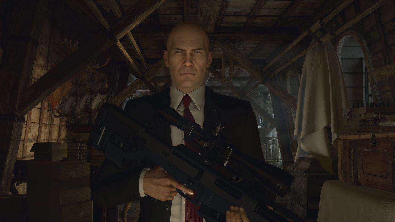 Hitman Intro Pack Offers A Strong Start To The Episodic Series hitman face.0.0