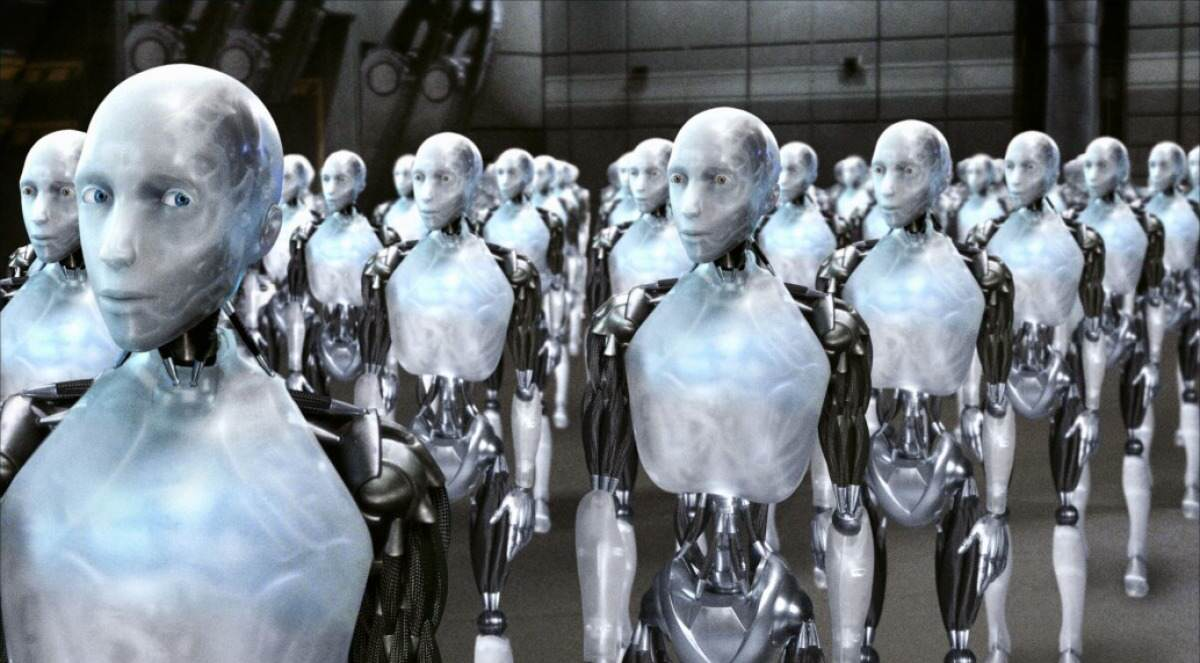 Robots Could Replace You At Your Job Sooner Than You Think i robot