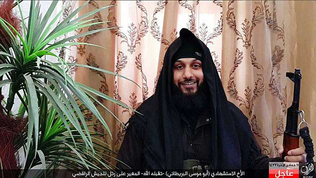 British ISIS Fighter Carries Out Suicide Attack In Iraq isis brit