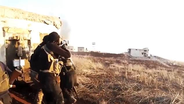 ISIS Fighter Captures His Own Death In Graphic Go Pro Footage isis1 2
