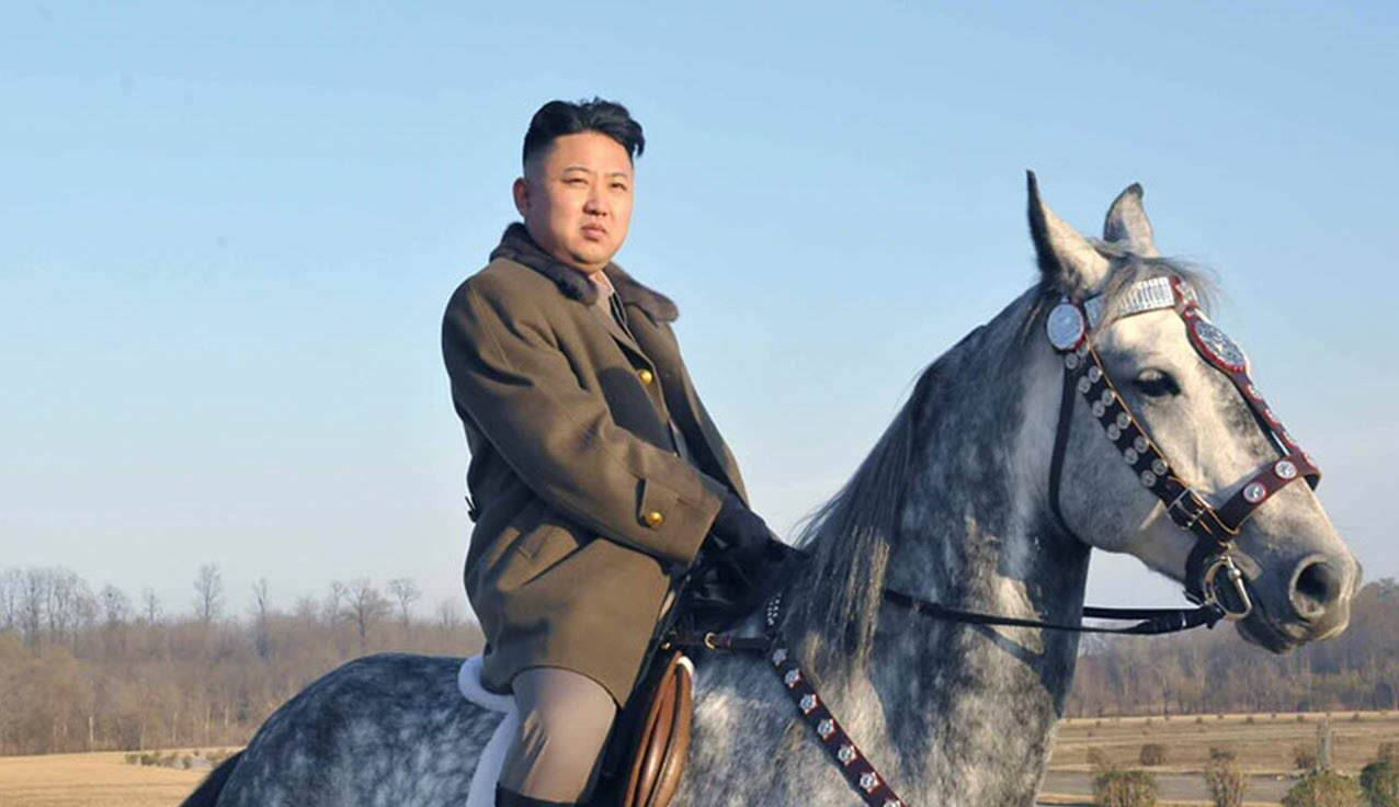 People Have Been Getting Frisky Behind North Koreas UK Embassy kimm