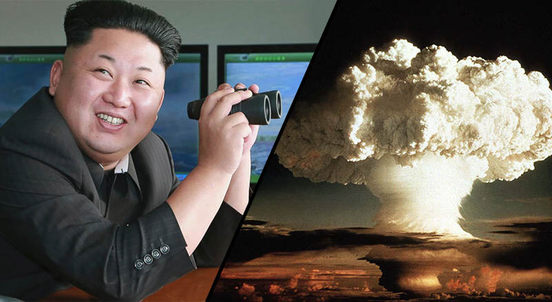 North Korea Has Threatened To Wipe Out New York With H Bomb kimmm 1