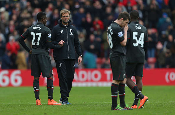 Liverpool F*ck Up 2 0 Lead To Lose, Internet Trolls Hard klopp liv