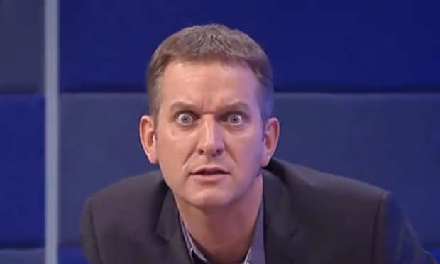 Guy Proposes To His Girlfriend On Jeremy Kyle, Its Horrifically Awkward kyle1