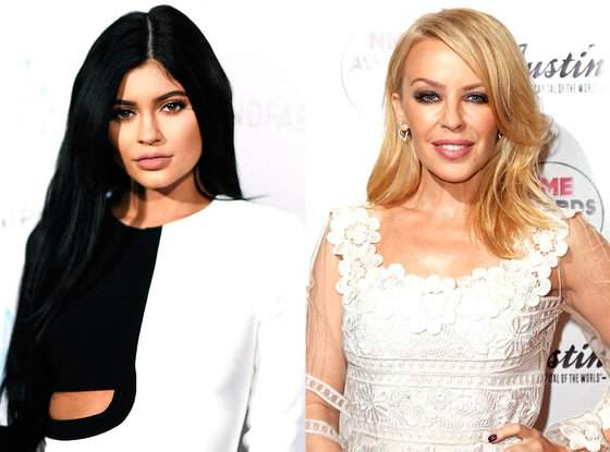 Kylie V Kylie: The Battle Between Minogue And Jenner Heats Up kylie1