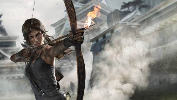 Daisy Ridley Could Land Role As This Iconic Gaming Character lara croft tomb raider