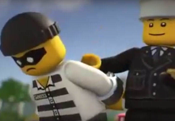Serial Lego Thief Caught Out By Police Sting lego1
