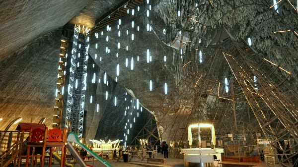 This New Theme Park 400ft Underground Looks Absolutely Insane leisure 1 1