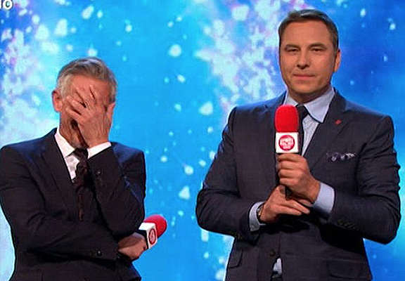 Internet Loved Gary Linekers Anchorman Autocue F*ck Up At Sport Relief lineker fuck up WEB