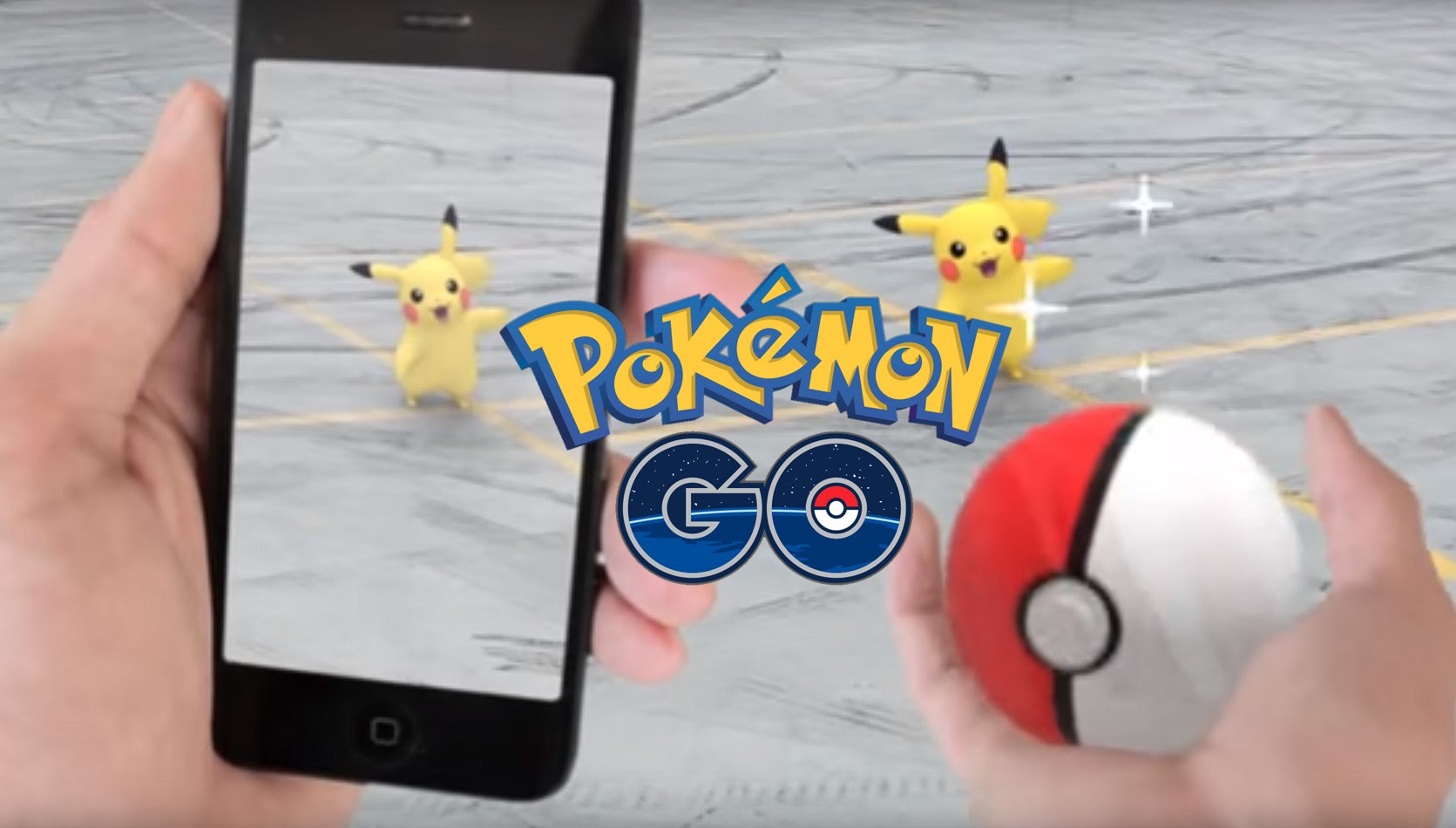 Pokemon GO Gets First Official Screens And Details maxresdefault 28