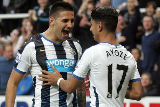 Five Things Benitez Needs To Improve To Save Newcastle mitrovic chronicle