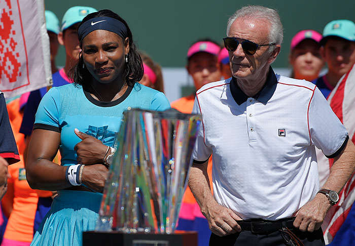 Shamed Sexist Tennis CEO Resigns Following On Their Knees Remark moore1