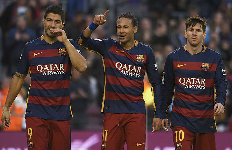 Messi Has Basically Just Completed Football With This Goal msn3
