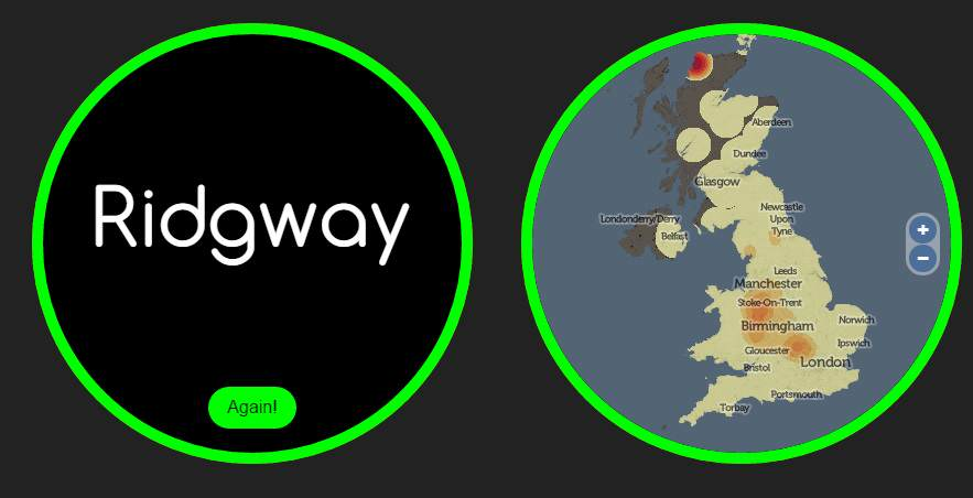 This Website Knows Where Youre From And How You Met Your Partner name ridgway 1