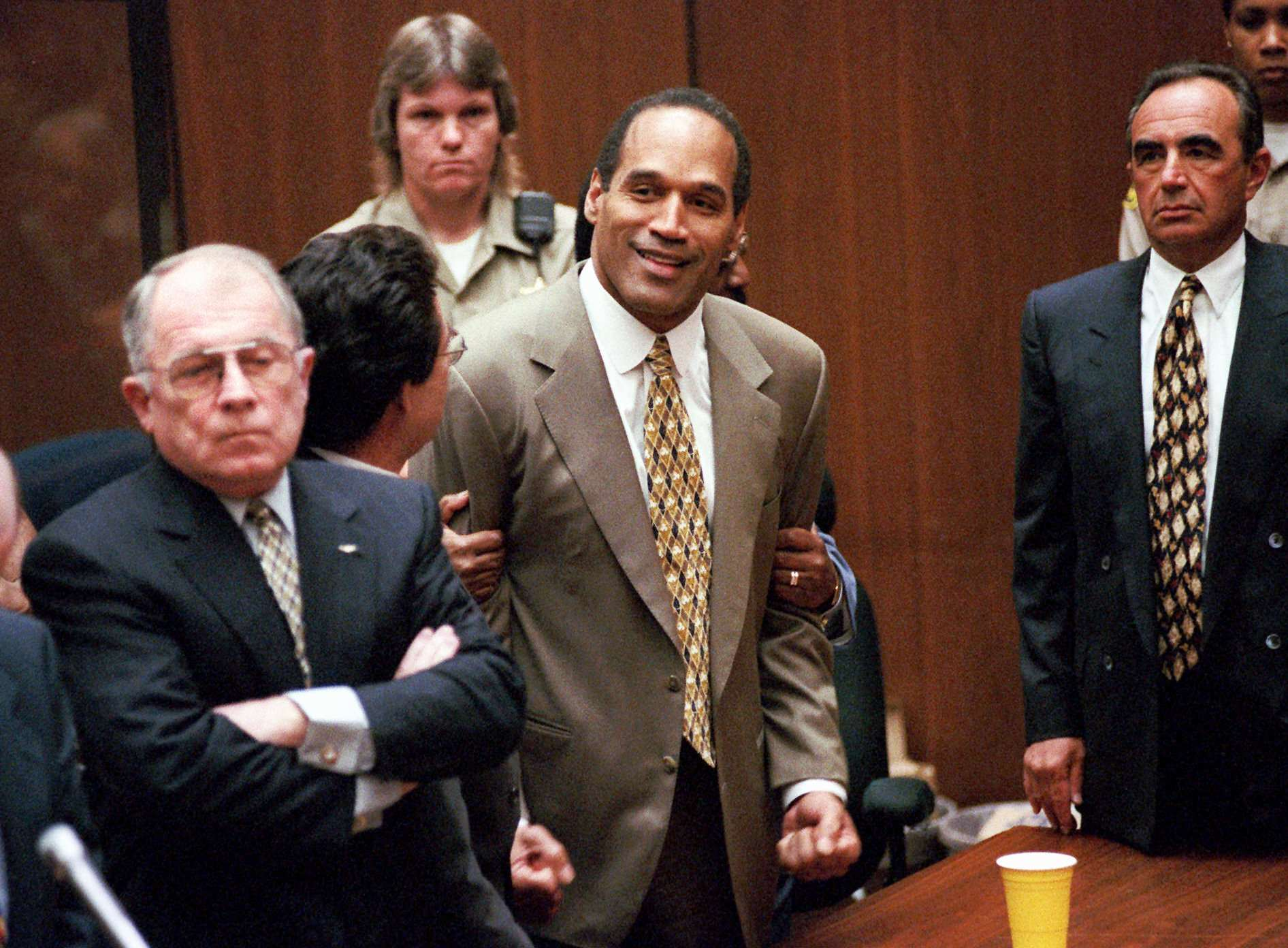 OJ Simpsons Former Manager Says He Knows Who Committed The Murders oj2
