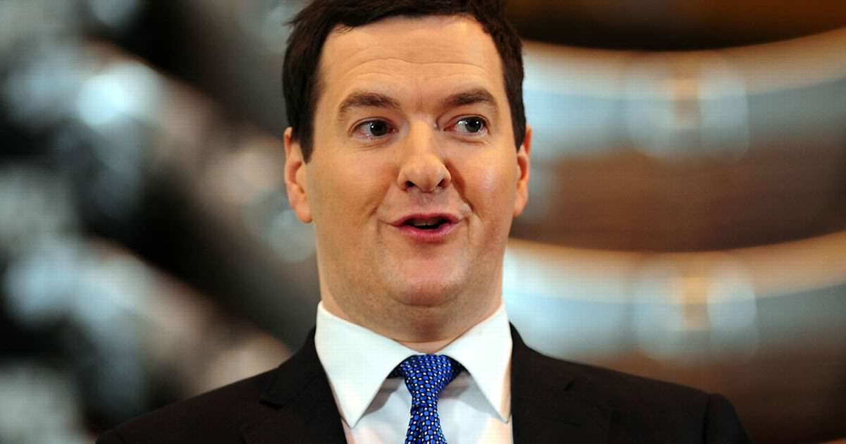 George Osborne Is Hiding The Fact Hes F*cking Us Over To The Tune Of £22 Billion osborne2 1