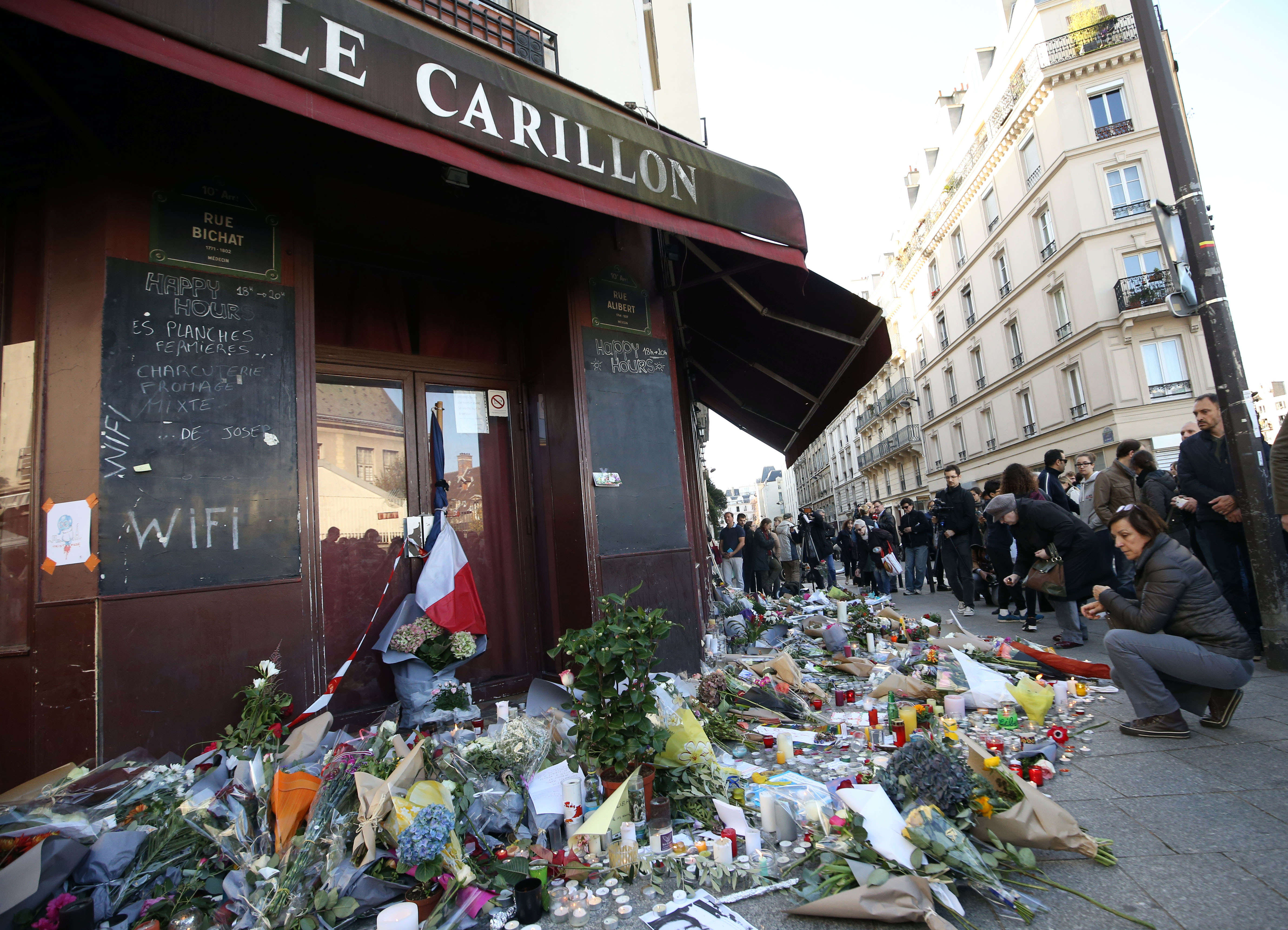 Heres How Police Found The Paris Attack Suspect, And Its Pretty Unusual paris1