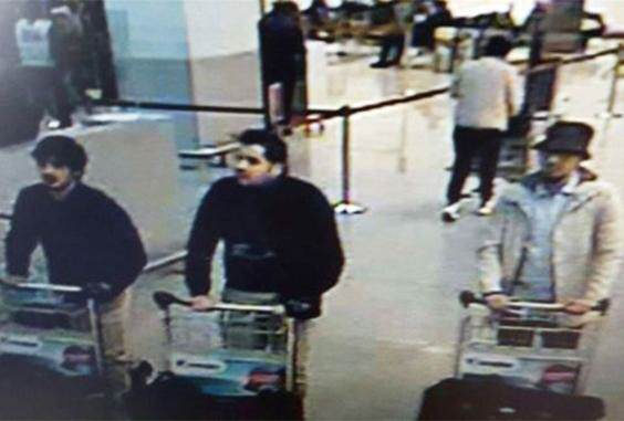 BREAKING: Police Release Main Suspect Charged For Brussels Attacks pg 6 brussels suspects 1 bfp