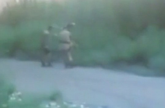 Video Shows Police Execute Unarmed Car Thief After He Surrendered policia