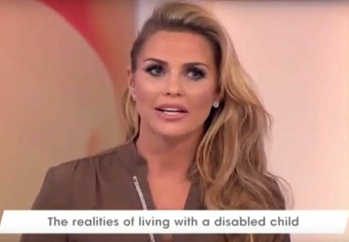 Katie Price Says Shed Have Aborted Harvey If She Knew He Was Disabled price1