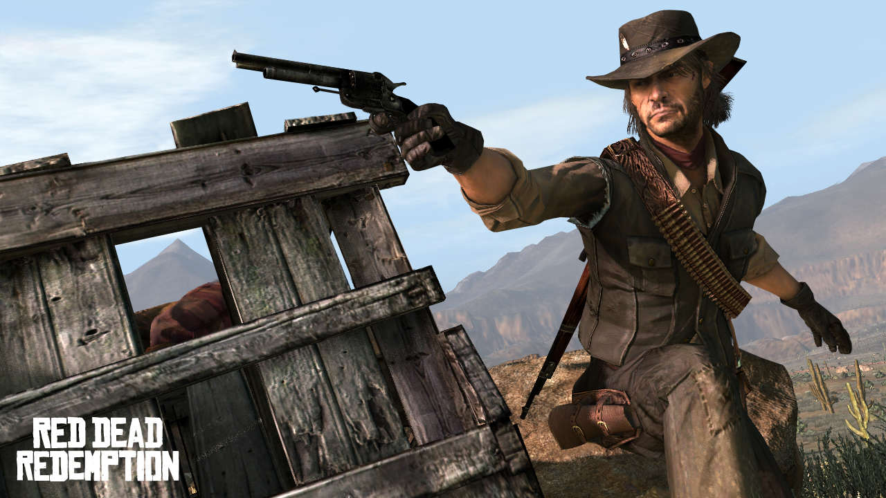 Red Dead Redemption 2 May Be Revealed At E3 2016 %name
